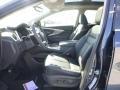 Graphite 2015 Nissan Murano Interiors