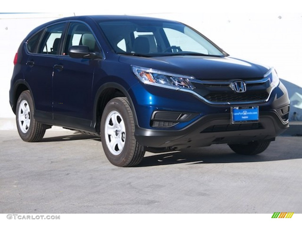 2015 obsidian blue pearl honda cr v lx 101561734 car color galleries. Black Bedroom Furniture Sets. Home Design Ideas