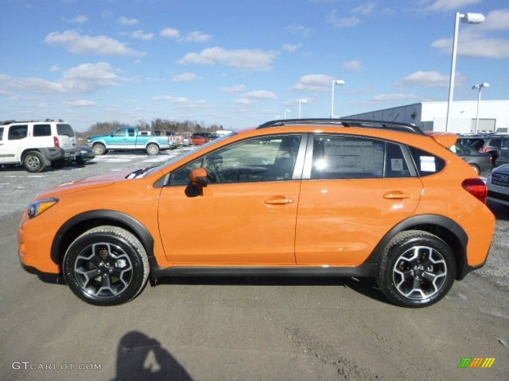 tangerine orange pearl 2015 subaru xv crosstrek limited exterior photo 101564015. Black Bedroom Furniture Sets. Home Design Ideas