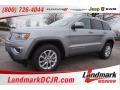2015 Billet Silver Metallic Jeep Grand Cherokee Laredo #101567591