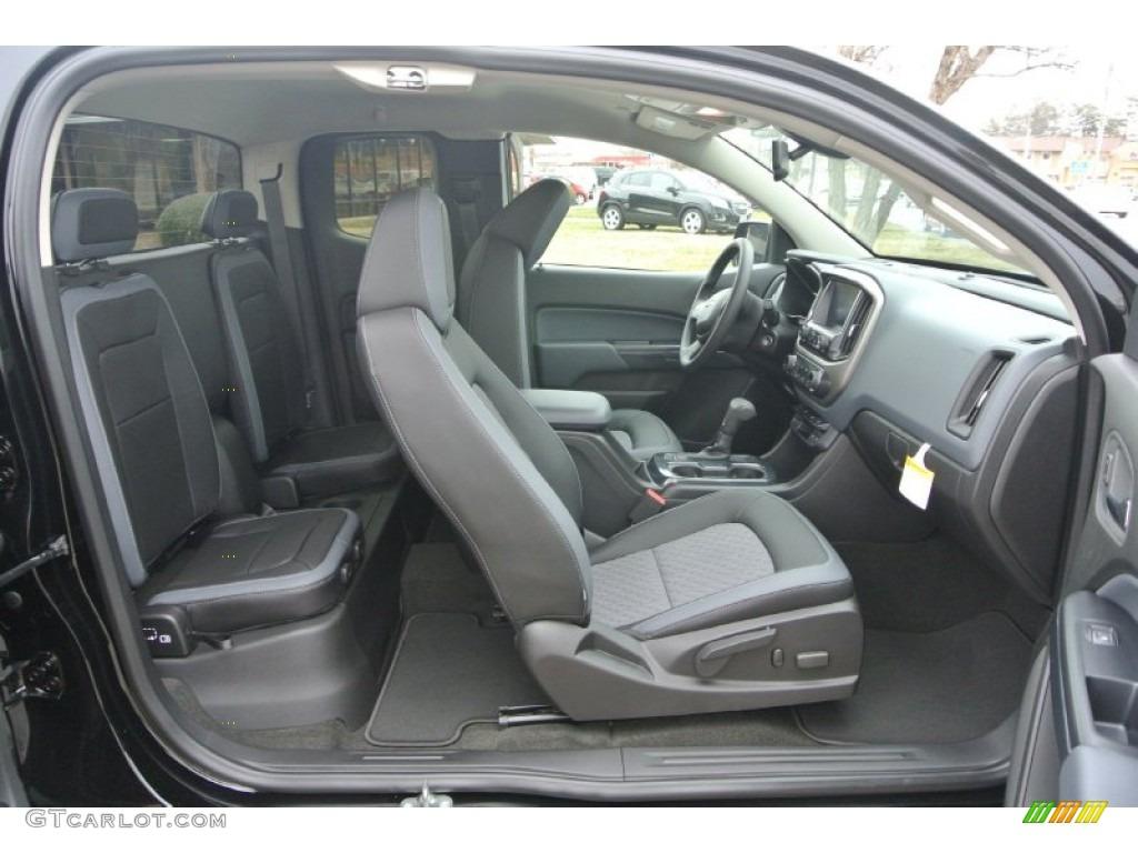 2015 chevy colorado z71 interior. jet blackdark ash interior 2015 chevrolet colorado z71 extended cab photo 101571893 chevy