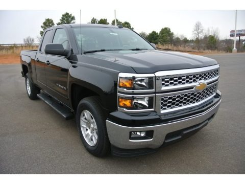 2015 Chevrolet Silverado 1500 LT Double Cab Data, Info and Specs