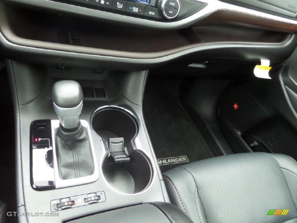 2015 Blizzard Pearl White Toyota Highlander Limited 101586515 Photo 19 Car