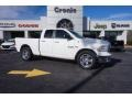 2014 Bright White Ram 1500 Big Horn Quad Cab #101586452