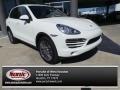 White 2012 Porsche Cayenne
