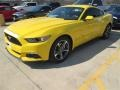 Triple Yellow Tricoat 2015 Ford Mustang Gallery