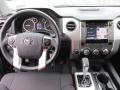 2015 Toyota Tundra TRD Pro Black/Red Interior Dashboard Photo