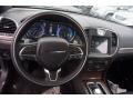 2015 Chrysler 300 Black Interior Dashboard Photo