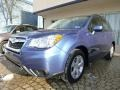 Quartz Blue Pearl 2015 Subaru Forester Gallery