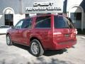 2007 Vivid Red Metallic Lincoln Navigator Luxury  photo #5