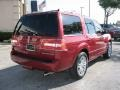 2007 Vivid Red Metallic Lincoln Navigator Luxury  photo #6