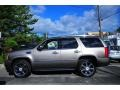 Mocha Steel Metallic 2012 Cadillac Escalade Luxury AWD