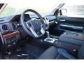 2015 Toyota Tundra Black Interior Prime Interior Photo