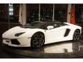 Bianco Isis 2012 Lamborghini Aventador LP 700-4