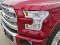 Ruby Red Metallic - F150 King Ranch SuperCrew 4x4 Photo No. 10