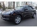 Black 2012 Porsche Cayenne