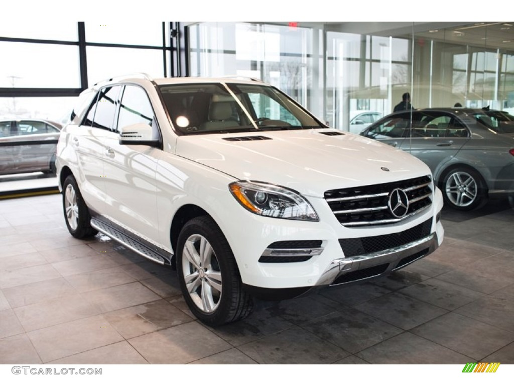 2015 polar white mercedes benz ml 250 bluetec 4matic 101726391 car color galleries. Black Bedroom Furniture Sets. Home Design Ideas