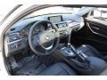 Black Prime Interior Photo for 2014 BMW 3 Series #101767633