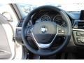 Black Steering Wheel Photo for 2014 BMW 3 Series #101767837