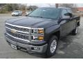 Tungsten Metallic - Silverado 1500 LT Double Cab Photo No. 2