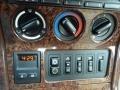 1999 BMW Z3 Beige Interior Controls Photo
