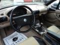 1999 BMW Z3 Beige Interior Prime Interior Photo
