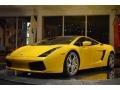 Giallo Midas 2004 Lamborghini Gallardo Coupe