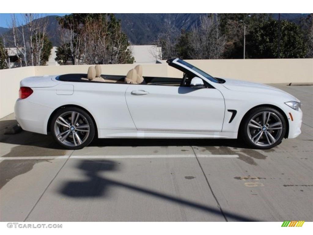 Bmw 428i Convertible 2017 >> Alpine White 2015 BMW 4 Series 435i Convertible Exterior Photo #101791480 | GTCarLot.com