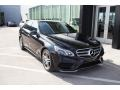 Black 2015 Mercedes-Benz E 350 4Matic Sedan