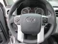 Graphite Steering Wheel Photo for 2015 Toyota Tundra #101824745