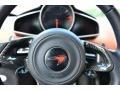 Carbon Black 2012 McLaren MP4-12C Interiors