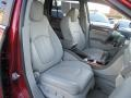 Titanium/Dark Titanium Front Seat Photo for 2011 Buick Enclave #101845053