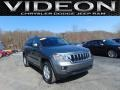Mineral Gray Metallic 2012 Jeep Grand Cherokee Laredo 4x4