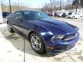 Kona Blue Metallic 2011 Ford Mustang Gallery