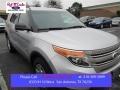 2013 Ingot Silver Metallic Ford Explorer FWD #101859644