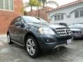 Steel Grey Metallic 2011 Mercedes-Benz ML 350