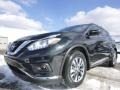 Magnetic Black 2015 Nissan Murano Gallery