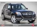 Black 2015 Mercedes-Benz GLK 250 BlueTEC 4Matic