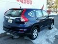 2015 Obsidian Blue Pearl Honda CR-V LX AWD  photo #22