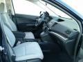 2015 Obsidian Blue Pearl Honda CR-V LX AWD  photo #29