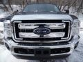 2015 Blue Jeans Ford F250 Super Duty XLT Crew Cab 4x4  photo #3