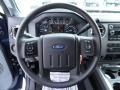 2015 Blue Jeans Ford F250 Super Duty XLT Crew Cab 4x4  photo #18