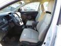 2015 White Diamond Pearl Honda CR-V LX AWD  photo #10