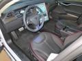 2014 Model S Grey Interior