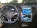 Dashboard of 2014 Model S P85D Performance