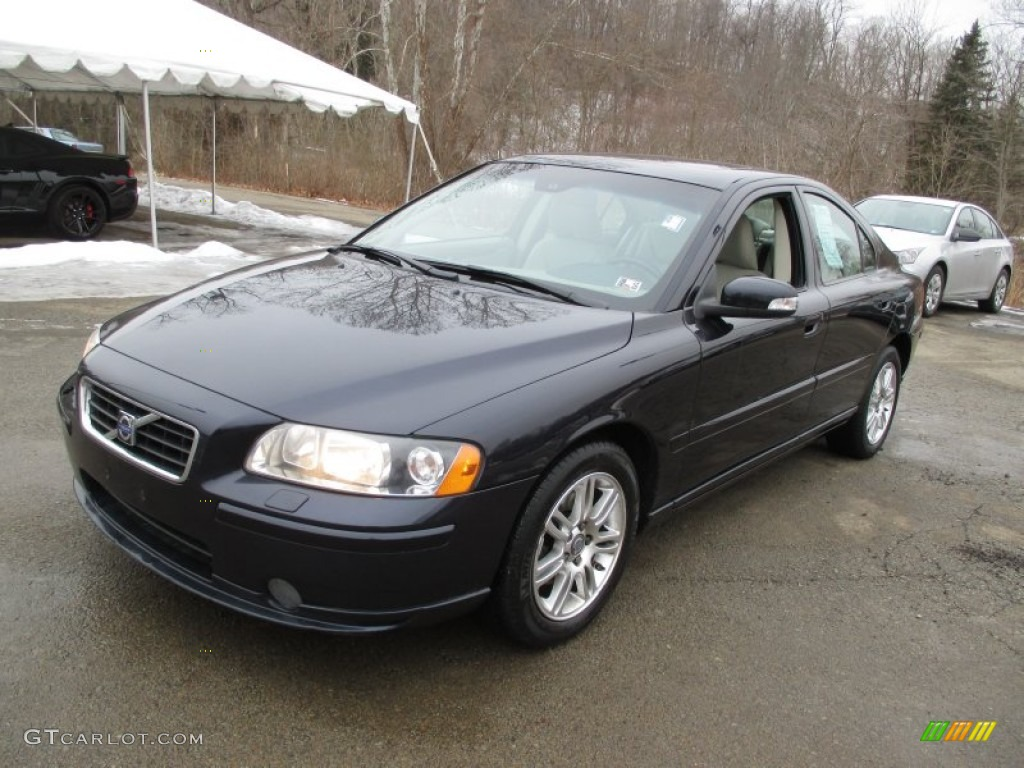 barents blue metallic 2007 volvo s60 2 5t awd exterior photo 101912732. Black Bedroom Furniture Sets. Home Design Ideas