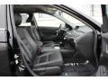 Front Seat of 2012 Accord SE Sedan