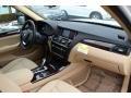 2015 BMW X3 Sand Beige Interior Dashboard Photo