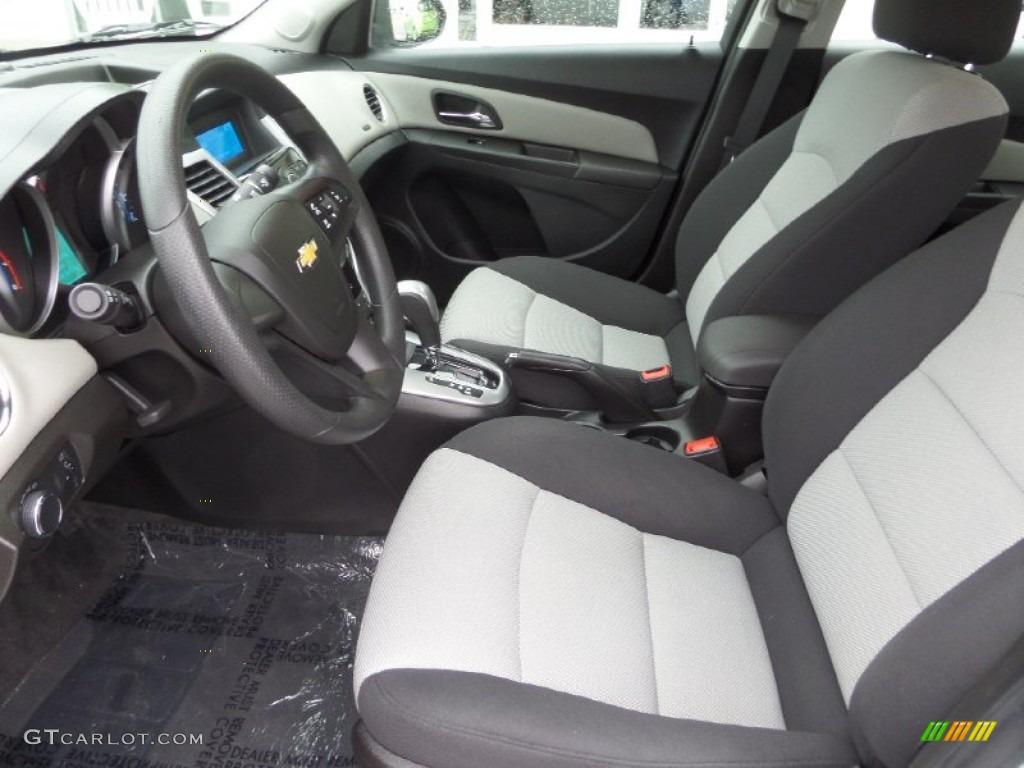 2014 Chevrolet Cruze Ls Interior Color Photos
