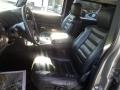 Front Seat of 2005 H2 SUT